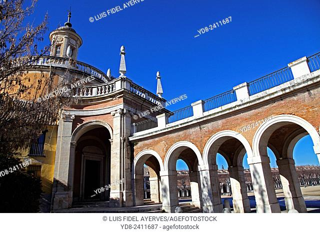 Church of San Antonio, Aranjuez, Madrid, Spain