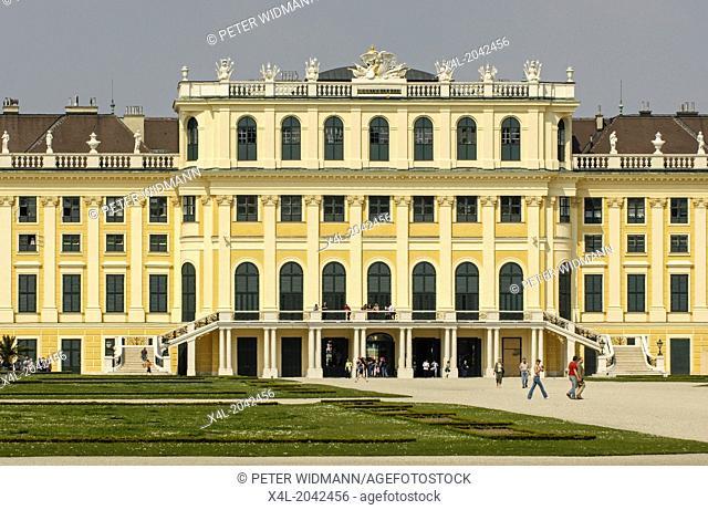 Vienna, Schoenbrunn, Austria, 13. district