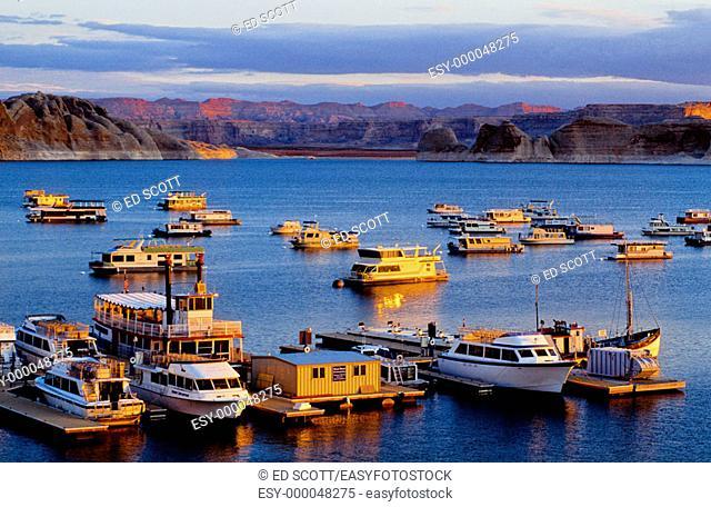 Lake Powell. Utah, USA