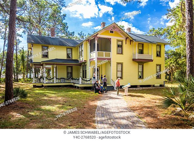 Historic Heritage Village in Pinellas County in Largo Florida