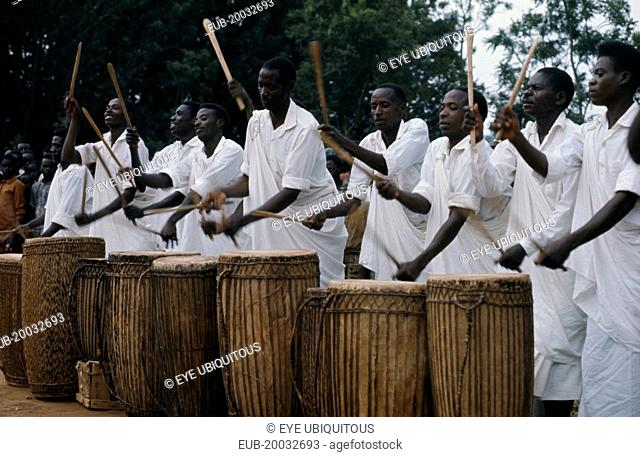 Tutsi drummers