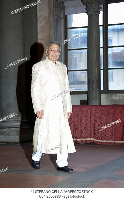 Zubin Mehta, Zubin Mehta's 80th Birthday Celebrations (Salone dei 500, Palazzo Vecchio, Florence, Italy April 23th 2016)