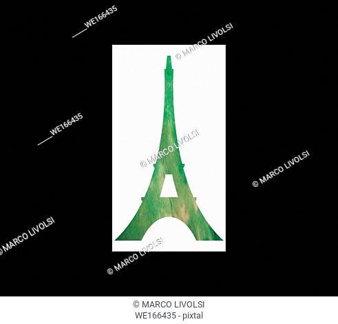 eiffel tower icon