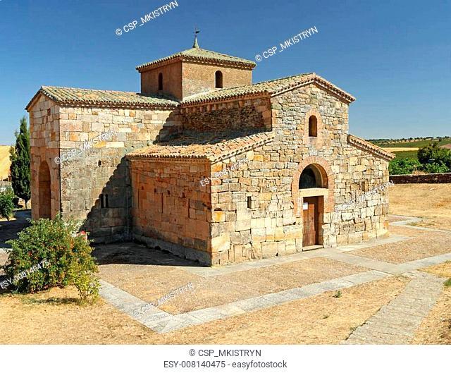 San Pedro de la Nave - Visigothic church, Campillo, Spain