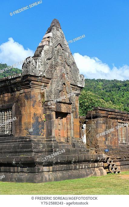 Wat Phou, near Pakse,South Laos, South East Asia