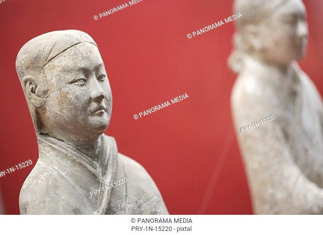 Stone statues, Xi An