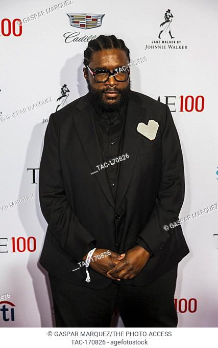 Questlove attends TIME 100 GALA on April 23 in New York City