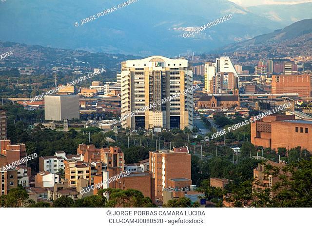 Building Smart EPM, Medellin, Antioquia, Colombia