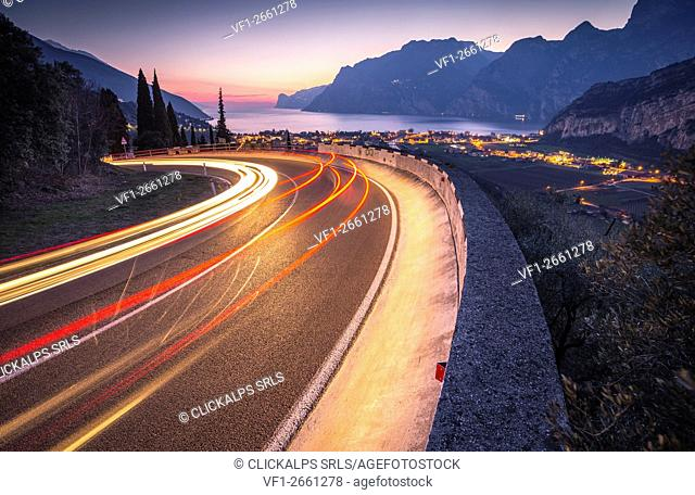 Torbole, Garda Lake, Trentino Alto Adige, Italy