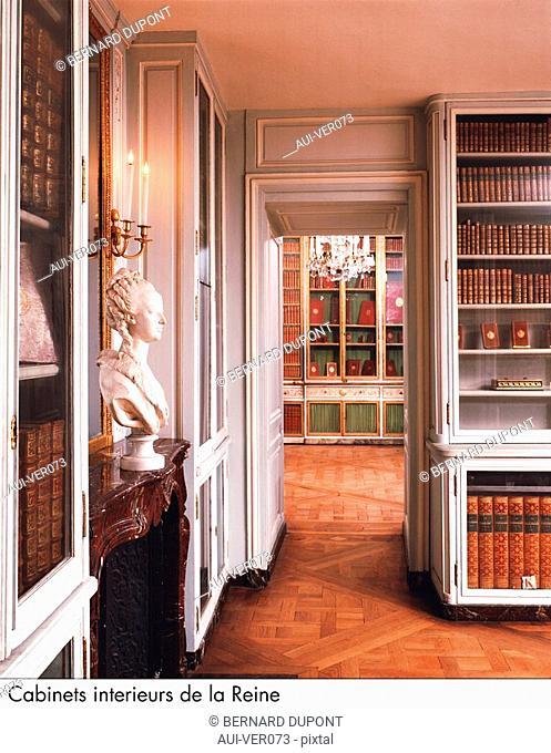 Palace of Versailles - Cabinets interieurs de la Reine