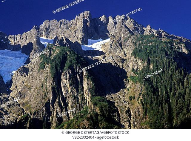 Johannesburg Mountain, North Cascades National Park, Washington