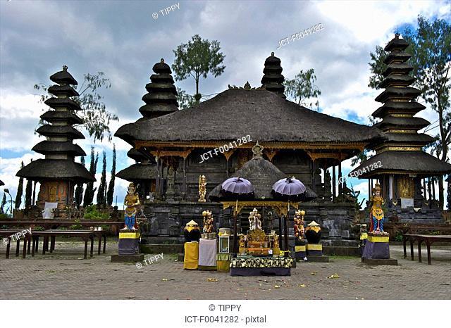 Indonesia, Bali, Ulun Danu Bratan temple