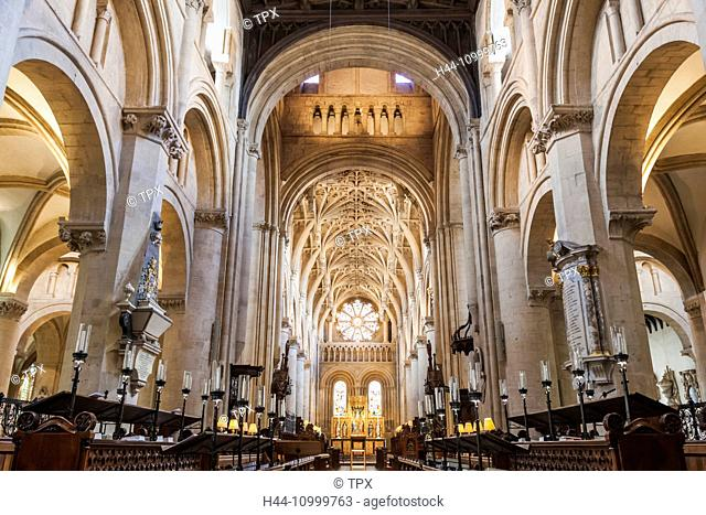 England, Oxfordshire, Oxford, Christ Church College, Christ Church Cathedral