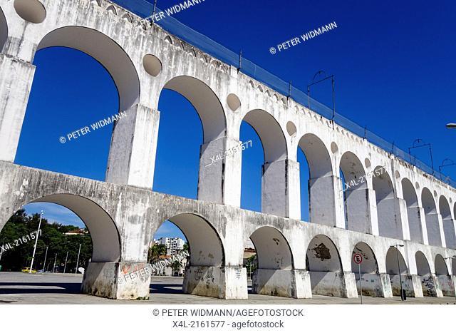 Rio de Janeiro, Centro, Santa Teresa, Arcos da Lapa, Brazil