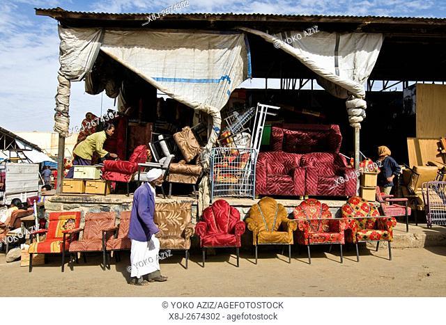 Market, Asmara, Eritrea