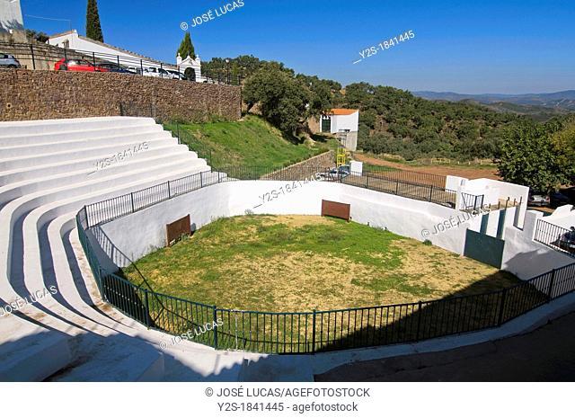 Bullring, Corteconcepcion, Huelva-province, Spain