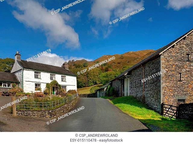 Lakeland Farm, Cumbria