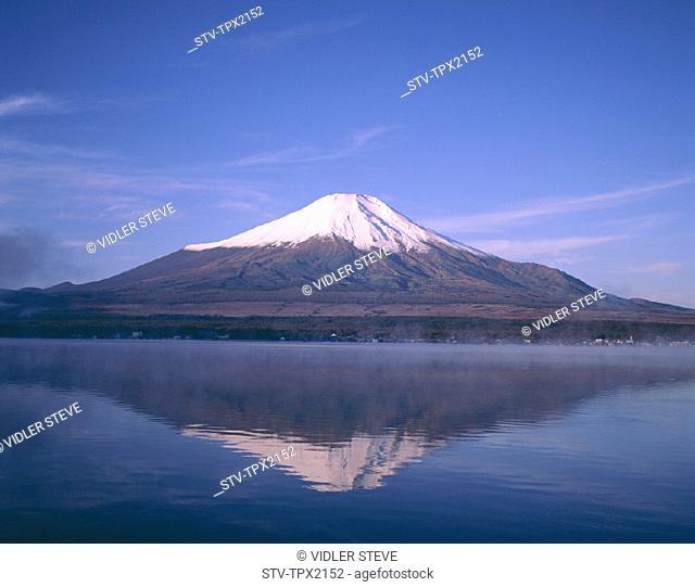 Asia, Holiday, Honshu, Japan, Lake yamanaka, Landmark, Mount fuji, Tourism, Travel, Vacation