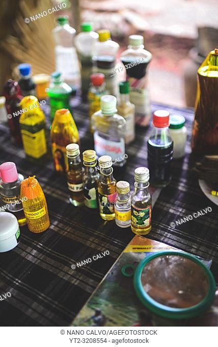 Spice garden in Sri Lanka