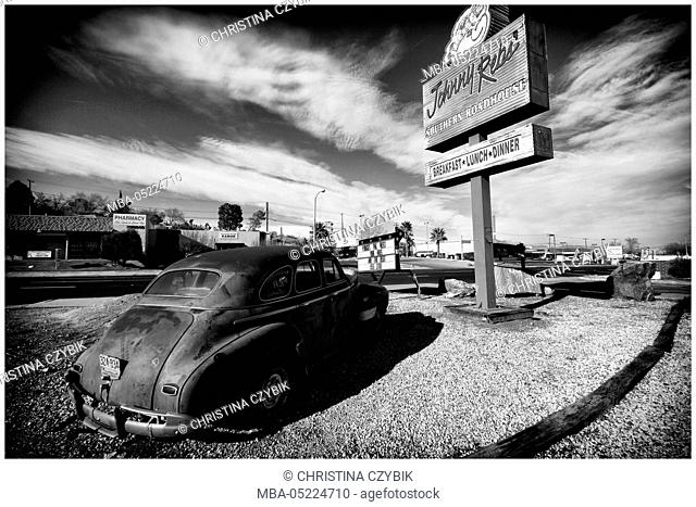 Roadtrip through California : Route 66