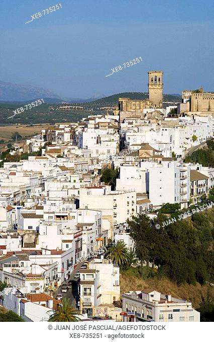 Arcos de la Frontera. Cadiz province, Andalucia, Spain