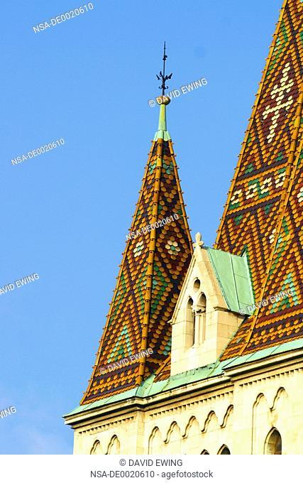 Matthias Church, Budapest Hungary
