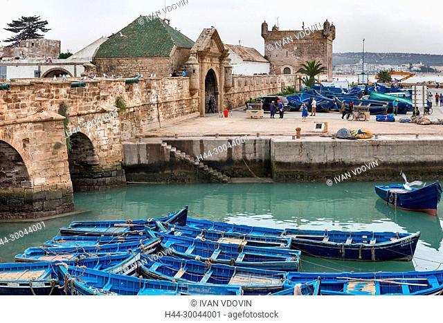 Harbor, Essaouira, Morocco