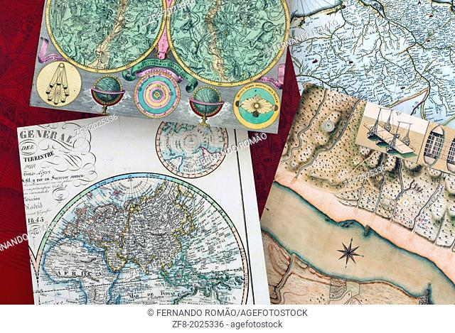 New publications of old cartography from Portugal and the World