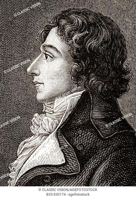 François Chabot, 1757-1794. French revolutionary. Franciscan friar who became a radical member of the Legislative Assembly