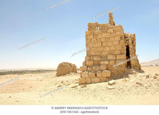 Tower Valley of Tombs Palmyra, Syria