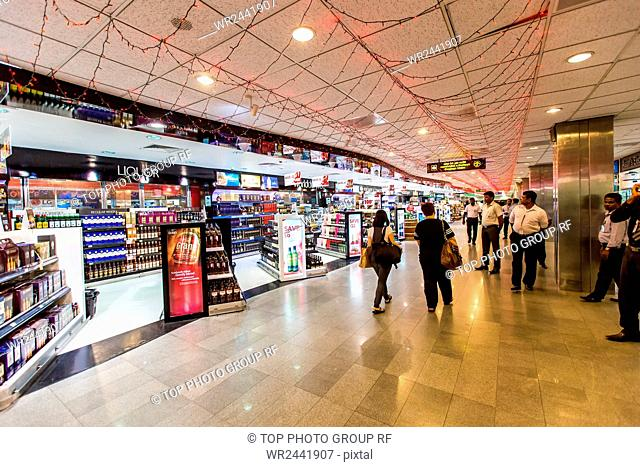 Sri Lanka;airport