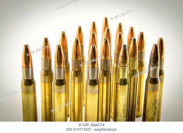ammunition for rifle