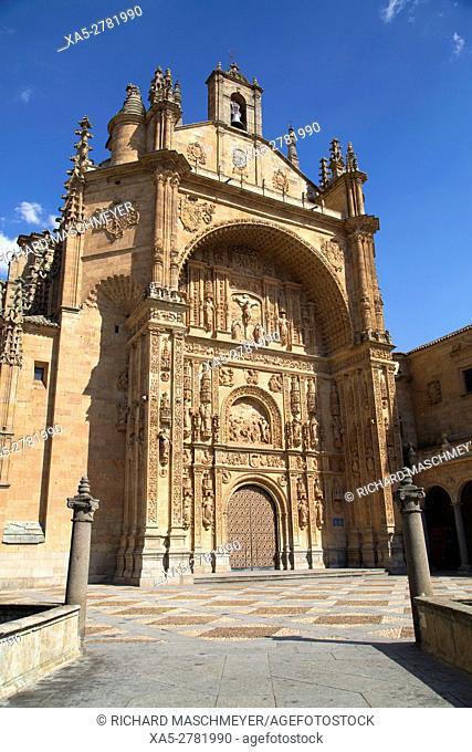 Saint Stephen's Convent, Salamanca, UNESCO World Heritage Site, Spain
