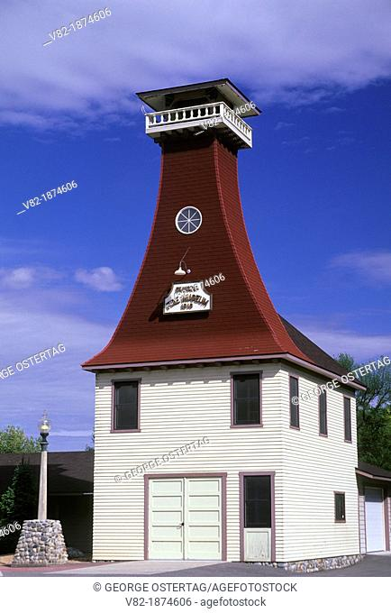 Fire Museum, Okanogan County Historical Museum, Okanogan, Washington