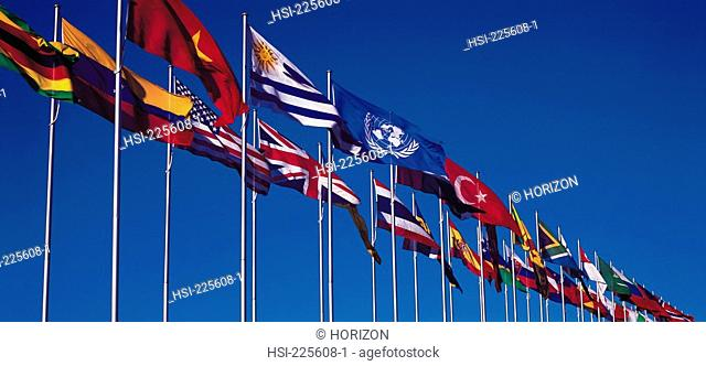 Flags & Insignia, Flags, National flags