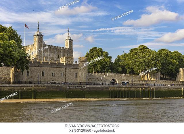 Tower of London, London, England, UK
