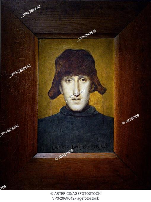Portrait de Jeune Homme - 1881- Orsay Museum - Paris