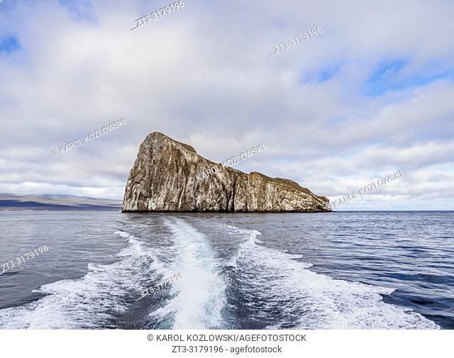 Leon Dormido or Kicker Rock, San Cristobal or Chatham Island, Galapagos, Ecuador