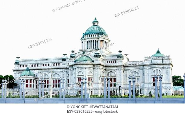 Ananta Samakhom Throne Hall, Thai Royal Dusit Palace