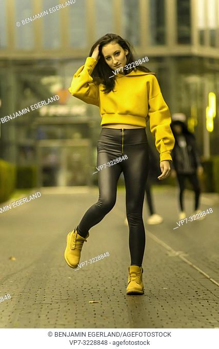 streetstyle, youth, in Munich, Germany
