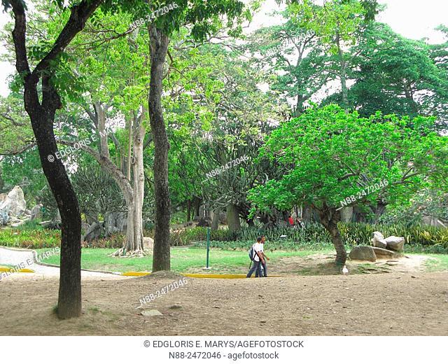 Parque del Este, Caracas, Venezuela