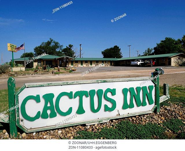 Cactus Inn Motel,McLean,Texas,Route 66