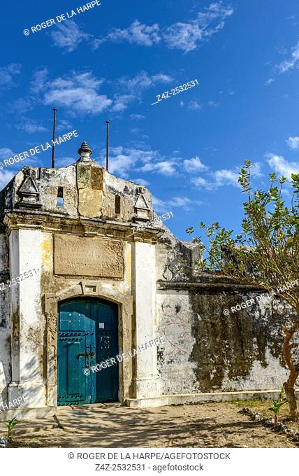 The old fort. Ibo Island. Mozambique