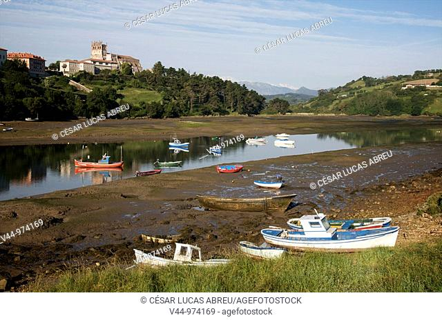 San Vicente de la Barquera, Valle del Nansa. Cantabria, Spain