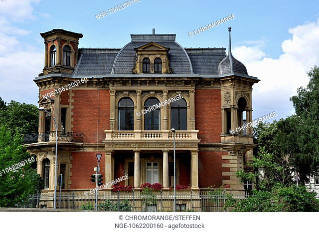Quedlinburg Historic Villa