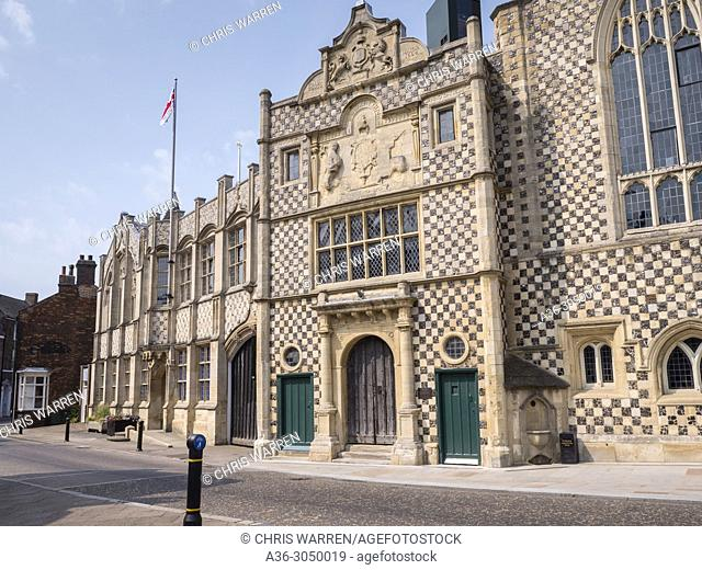 The Guildhall Kings Lynn Norfolk England