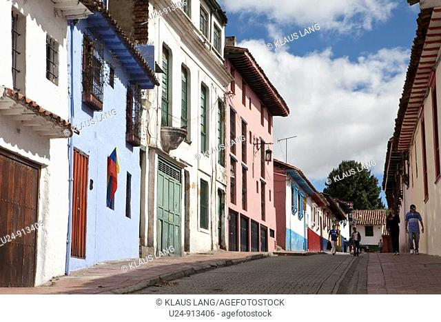 Candelaria, Old Town, Bogota, Colombia
