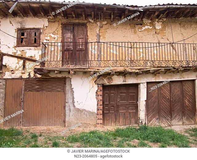 Riaza, Segovia, Spain