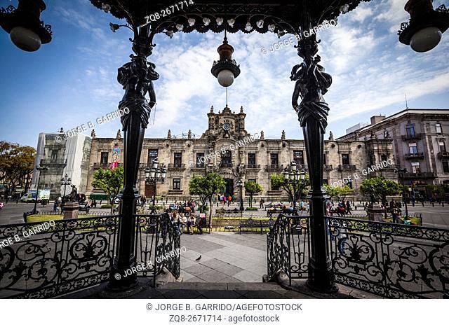 Monuments of Guadalajara, Jalisco, Mexico