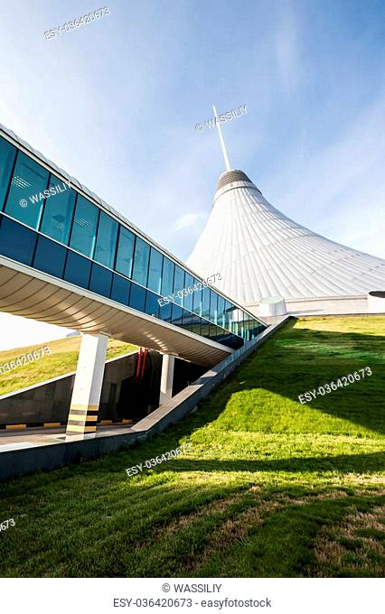 Han Shatyry new architectural wonder of the capital of Kazakhstan Astyna